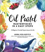 15-Minute Oil Pastel Masterpieces