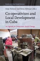 Co operativism and Local Development in Cuba PDF