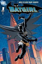 Batgirl (2008-) #1