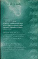 Frauen und Politik  moderne Frauen  feministische Richtungen in den post komunistischen L  ndern  10 Jahre sp  ter  PDF