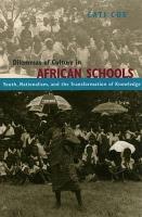 Dilemmas of Culture in African Schools PDF