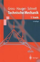 Technische Mechanik 1: Statik, Ausgabe 6