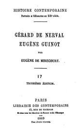 Gérard de Nerval: Eugène Guinot