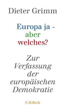 Europa ja   aber welches  PDF