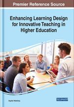 Enhancing Learning Design for Innovative Teaching in Higher Education
