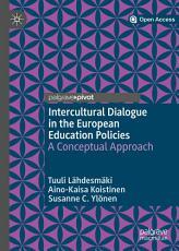 Intercultural Dialogue in the European Education Policies PDF