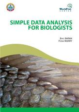 Simple data analysis for biologists PDF