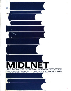 The Midwest Regional Library Network  MIDLNET  PDF