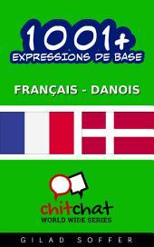 1001+ Expressions de Base Français - Danois