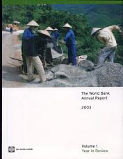 World Bank Annual Report 2003 PDF