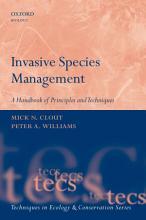 Invasive Species Management PDF