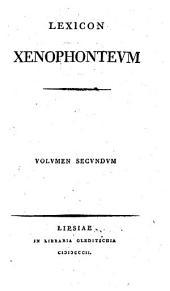 Lexicon Xenophonteum: Volume 2