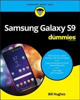 Samsung Galaxy S9 For Dummies PDF