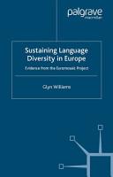 Sustaining Language Diversity in Europe PDF