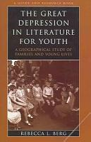 The Great Depression in Literature for Youth PDF