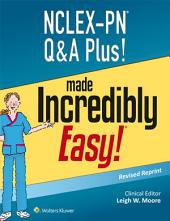 NCLEX-PN Q&A Plus Revised Reprint