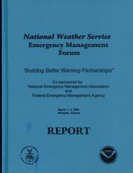 Building Better Warning Partnerships Book PDF
