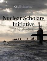 Nuclear Scholars Initiative PDF