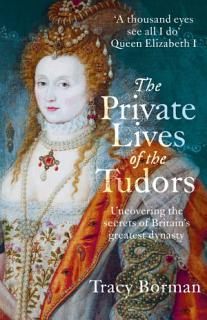 The Private Lives of the Tudors Book
