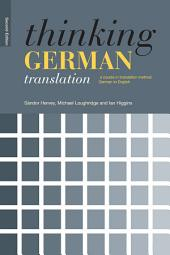 Thinking German Translation: Edition 2