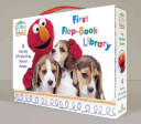 Elmo s World First Flap Book Library