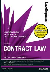 Law Express: Contract Law (Revision Guide): Edition 4