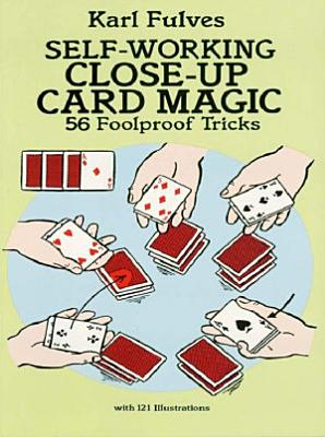 Self Working Close Up Card Magic PDF