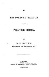 An Historical Sketch of the Prayer Book