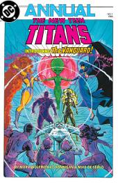 New Teen Titans (1984-1988) Annual #1