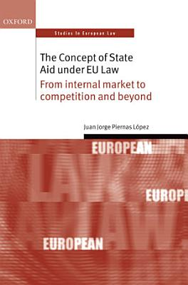 The Concept of State Aid Under EU Law PDF