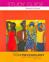 Exploring Psychology Sixth Edition In Modules Study Guide Book PDF