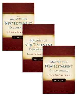 Luke 1 17 MacArthur New Testament Commentary Set PDF