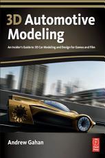 3d Automotive Modeling PDF