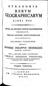 Strabonis Rerum geographicarum libri XVII: Libri 8-9