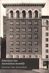 American Gas Association Monthly: Volume 4, Issue 5