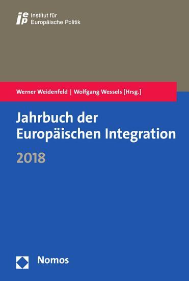 Jahrbuch der Europ  ischen Integration 2018 PDF