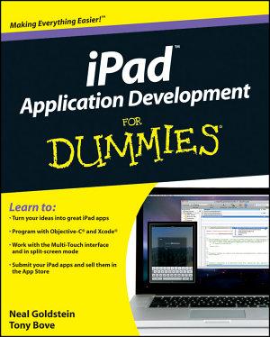 iPad Application Development For Dummies