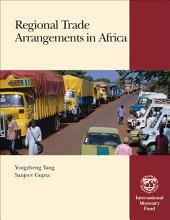 Regional Trade Arrangements in Africa: Volume 763