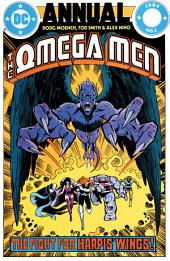 The Omega Men Annual (1984-) #1