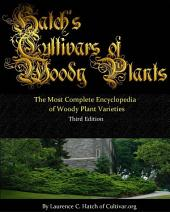Cultivars of Woody Plants:: Juniperus communis, horizontalis, and x media