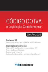 Código do IVA e Legislação Complementar - 2015