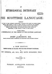 An Etymological Dictionary of the Scottish Language: D-Jyp
