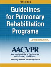 Guidelines for Pulmonary Rehabilitation Programs PDF