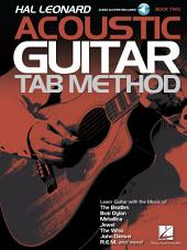 Hal Leonard Acoustic Guitar Tab Method -: Book 2