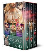 Heartland Shifters Books 1-3