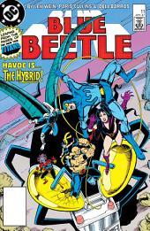Blue Beetle (1986-) #11