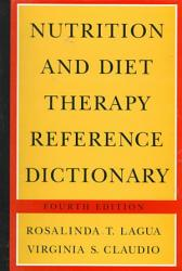 Nutrition and Diet Therapy Reference Dictionary PDF