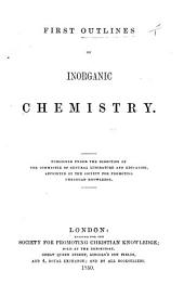 First Outlines of Inorganic Chemistry