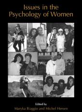 Issues in the Psychology of Women PDF