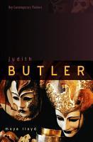 Judith Butler PDF
